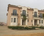 layan Residence new cairo twinhouse for sale