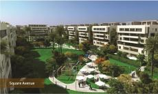 the square Sabbour,New Cairo, For Sale Town House Corner