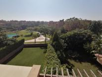 twinhouse for sale compound bellagio view over pool