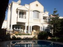 furnished villas for rent 6th of october
