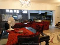 Furnished Twinhouse for rent in Katameya Residence Compound New Cairo