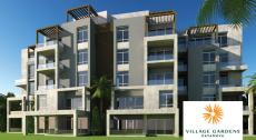 flat for sale in village garden new cairo