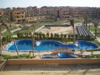 villa for sale in Moon Valley compound