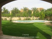 new cairo villas for rent