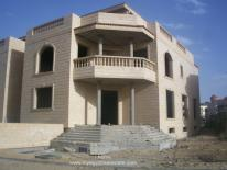 Twin house for sale in new cairo city
