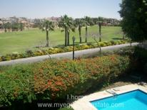 katameya heights new cairo villas for rent