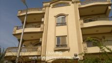 furnished duplex for rent in new cairo city