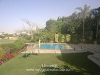 Katameya Heights, Villa for Sale