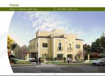 Mivida Resale Prices, Twinhouse 320m for Sale Parcel 14