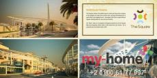 twinhouses for sale square compound new cairo