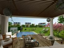 Mountain View i Villa Resale, I Villa A Garden regular for Sale Exceptional Price