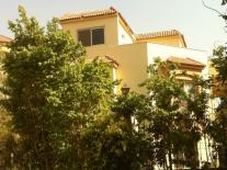 Katameya Residence Compound New Cairo, Furnished 5 bedrooms Villa for rent