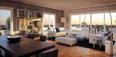 Resale Eastown New Cairo, Apartment 189m for Sale 5 Years Installment Plan