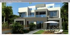 Palm Hills Egypt, Twinhouse for Sale Palm Hills Extension 5 Years Facility Payment