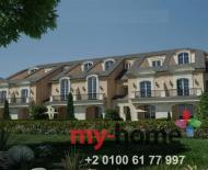 Layan Sabbour, Townhouse Middle for Sale |  كمبوند ليان صبور, تاونهاوس للبيع