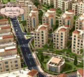 Family City Compound in New Cairo, Ready to Deliver flat 3bedrooms for Sale 3 Years Facility Payment