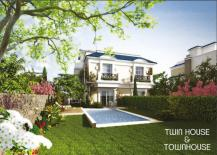 Mountain View Chillout Park, Twinhouse for Sale 6 Years Installment Plan
