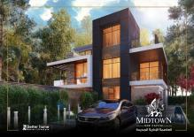 Midtown Compound, Townhouse With Open View For Sale 6 Years Installment Payment Plan | كمبوند ميدتاون, تونهاوس بفيو مفتوح للبيع بالتقسيط على 6 سنوات