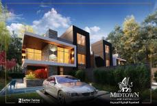 For Sale Midtown New Capital City, Twinhouse For Sale Direct Lake View | توينهاوس للبيع بكومبوند ميدتاون بالعاصمه الاداريه الجديده يطل على الليك