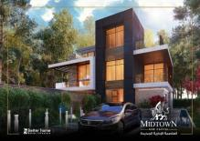 Middle Townhouse For Sale In Midtown Capital City Compound | تاونهاوس ميديل للبيع بكومبوند ميدتاون بالعاصمه الاداريه الجديده