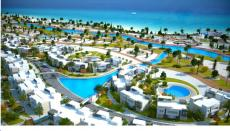Features in Sea View, Chalet 105m Fully Finished | المميزات في سي فيو، شاليه 105 متر تشطيب كامل
