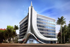 Amazing Office, For Sale in Cairo Capital Center | مقر ادارى للبيع فى كايرو كابيتال سنتر
