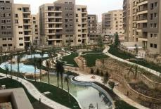 the square  New Cairo, For Sale Apartment, 136m